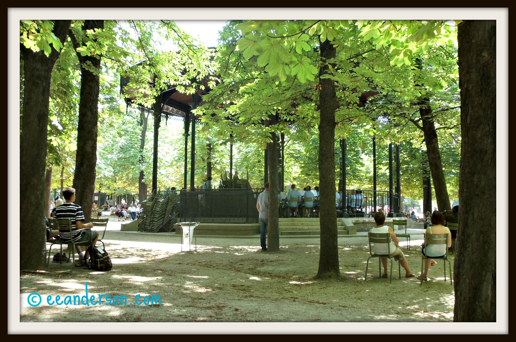 Why do i love luxembourg park in paris babyboomersmusings for Cafe du jardin london