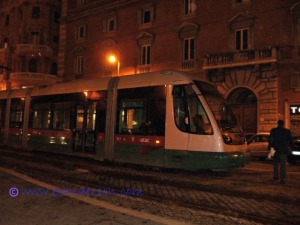 number 8 tram