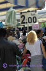 Bargain hunting at the Porta Porteses flea market