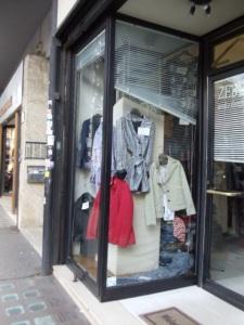 clothing store in Trastevere