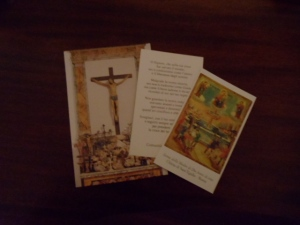 Little prayers, poems and information
