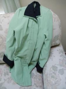 My 2 Euro coat from Porta Portese Flea market