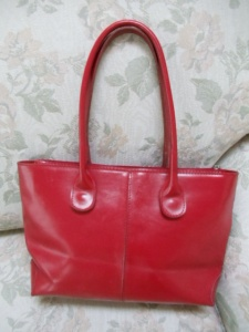New red bag
